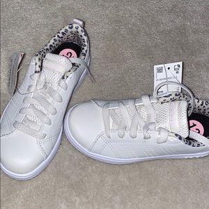 BNWT leopard adidas sneakers